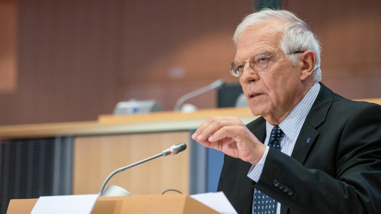 Borrell desconoce si Madrid ha violado las sanciones de la UE a Venezuela