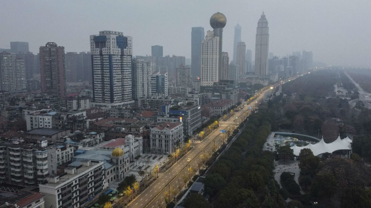 China prolonga las vacaciones de Año Nuevo para frenar propagación del virus