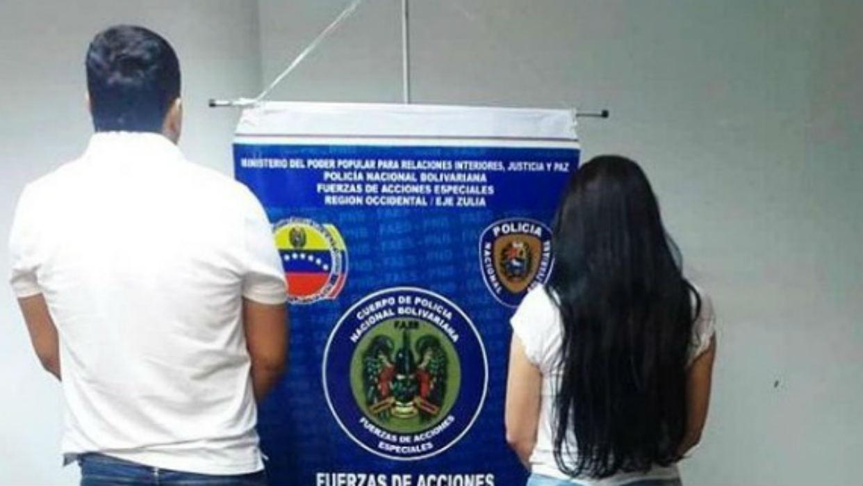 Excongresista colombiana fue detenida por las FAES tras haberse fugado de cárcel en su país