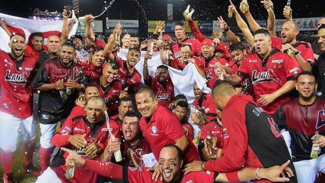 Cardenales vence 4x2 a Caribes para revalidar su título en la LVBP