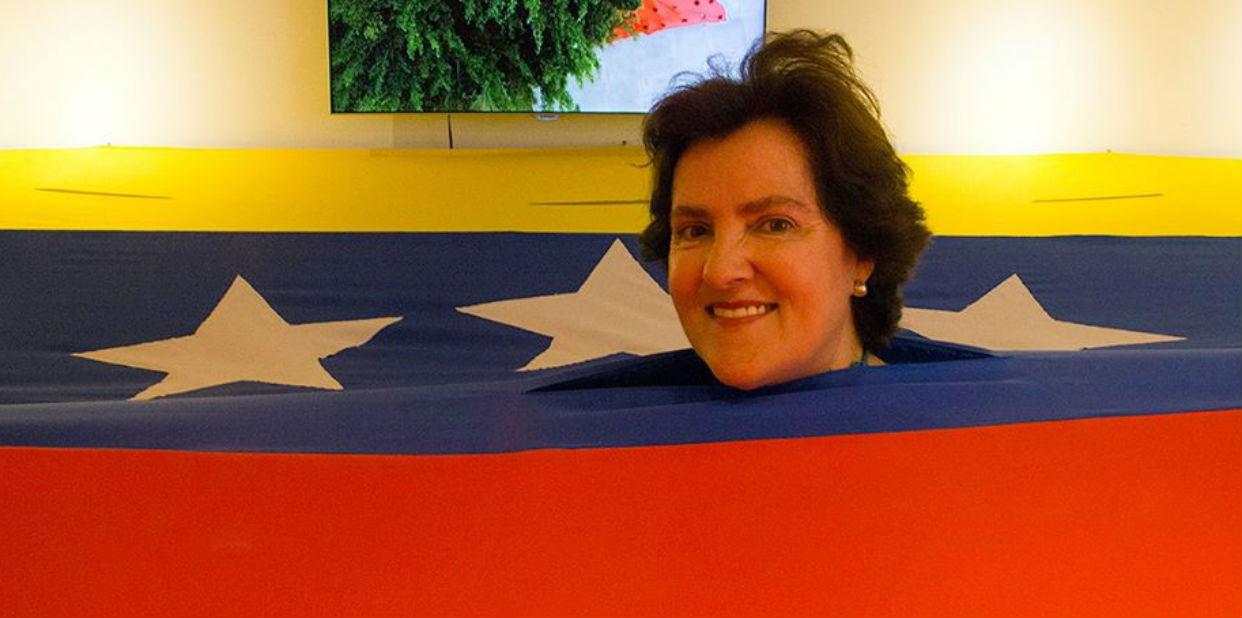 La bandera nacional integró emociones y sentimientos
