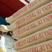 Aseguran que hay dos molinos de trigo habilitados en el país