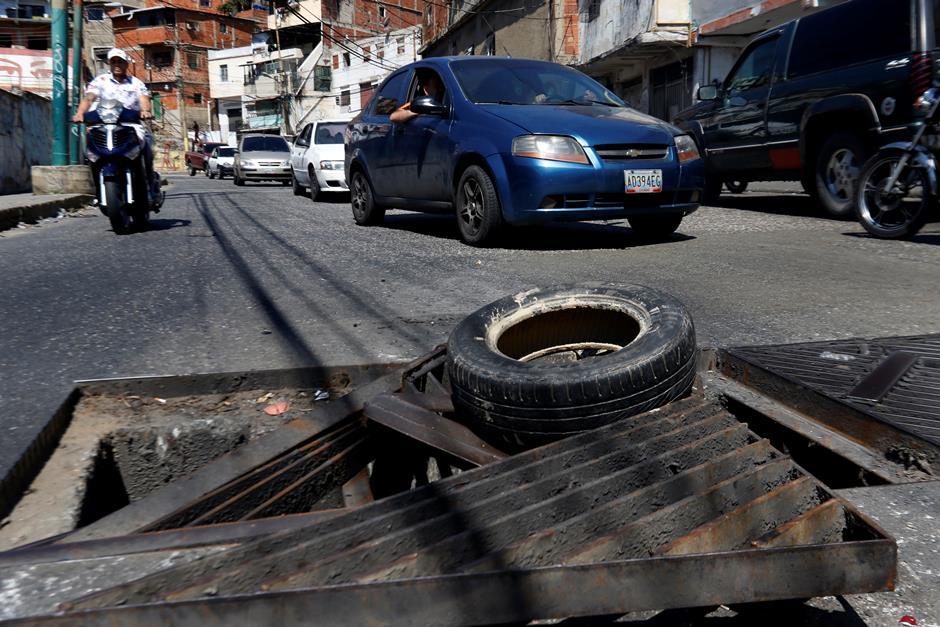 Exigen reparación de la antigua vía de El Junquito