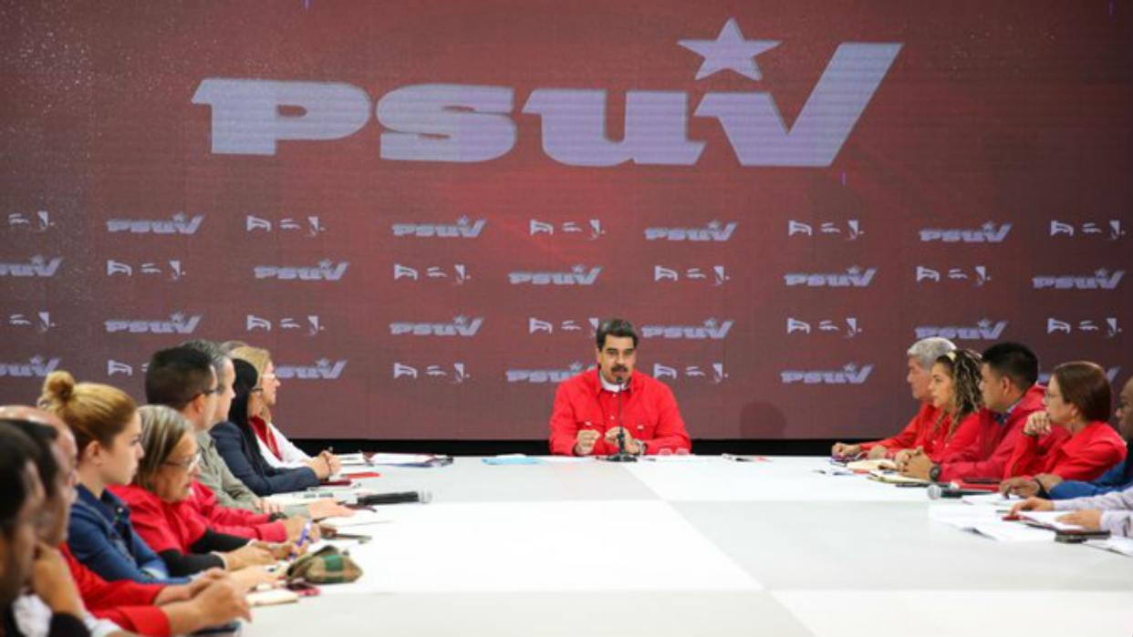 Maduro anuncia medidas para que el 2020 sea un año de