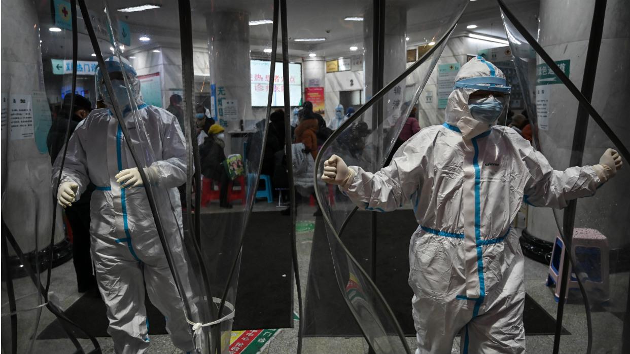 Según científicos estadounidenses el nuevo coronavirus puede transmitirse al hablar
