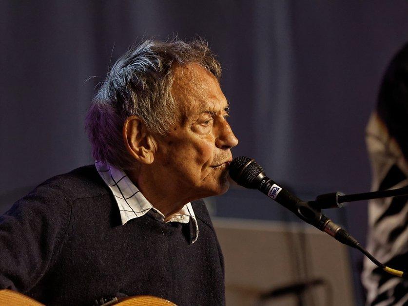 Fallece el cantante francés Graeme Allwright a los 93 años