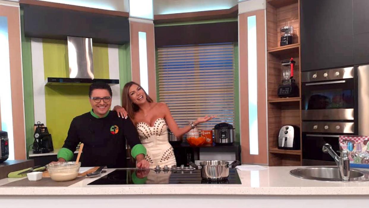 Portada's estrena su nueva cocina cargada de tecnología Frigilux