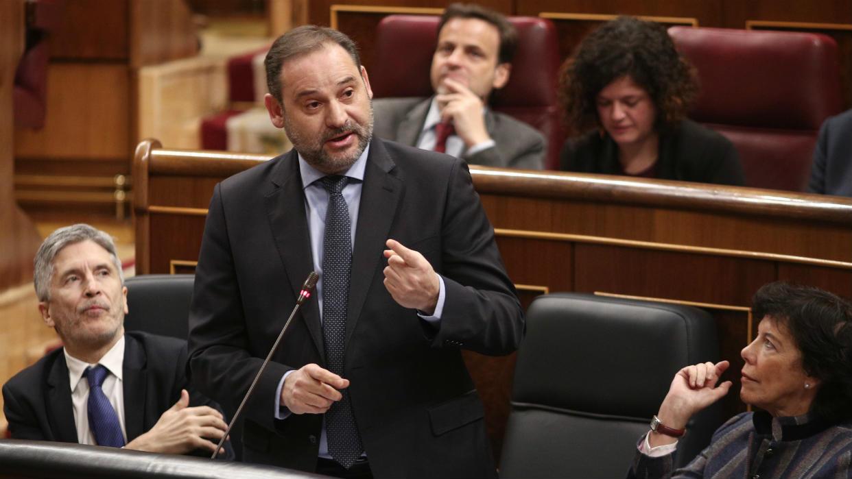 Congreso español rechaza exigir renuncia a Ábalos por caso Delcy Rodríguez