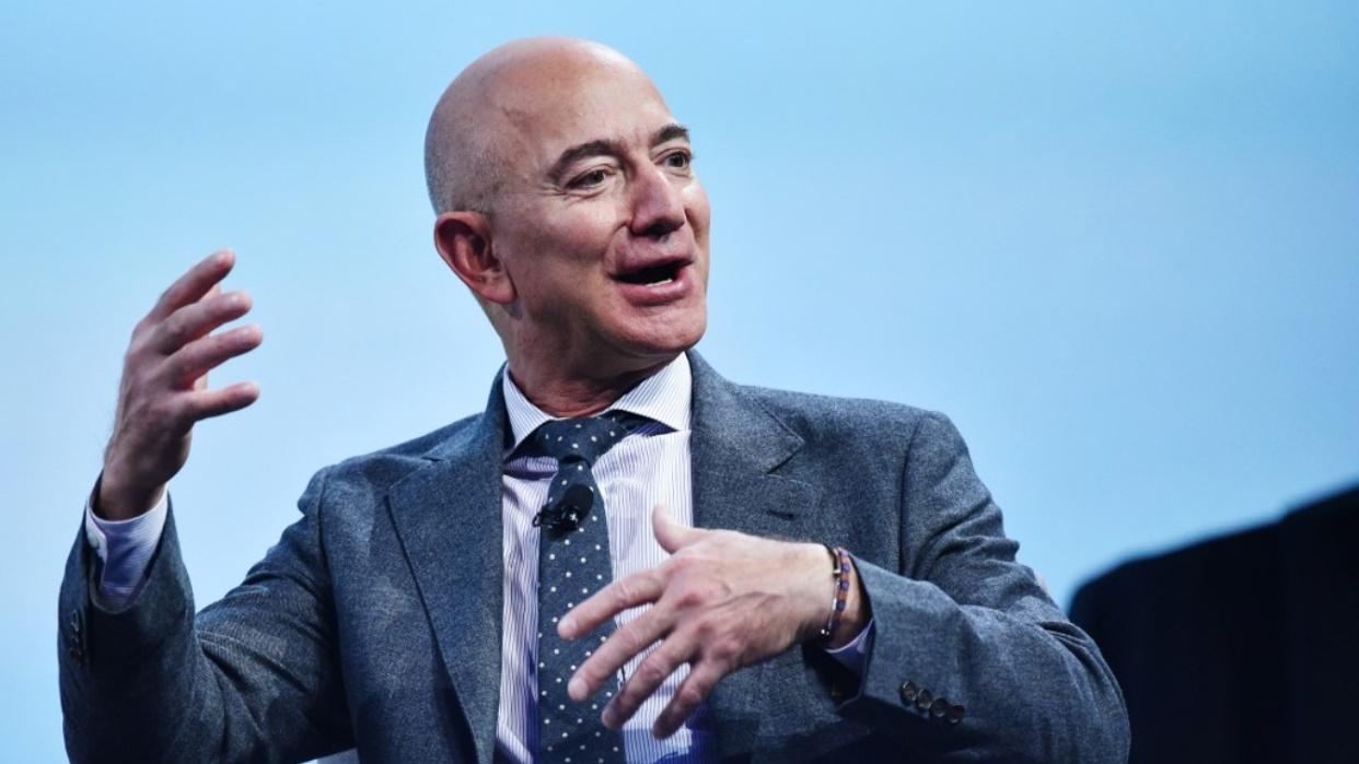 Dueño de Amazon destinará $10.000 millones para enfrentar el cambio climático