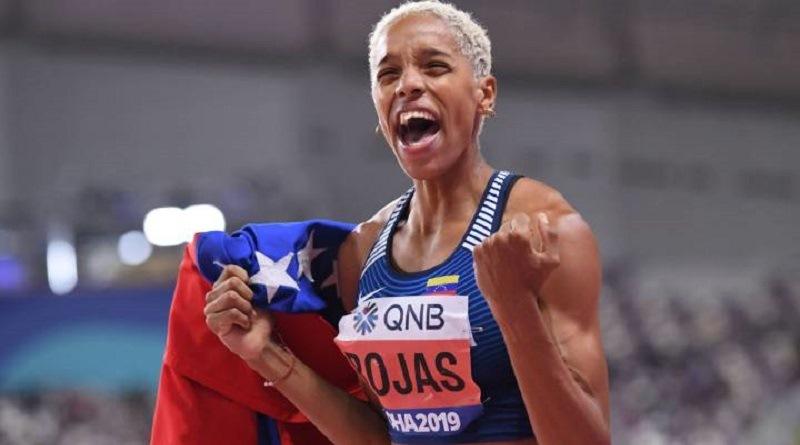 Yulimar Rojas gana el Meet de Madrid con un salto de 15,43 metros