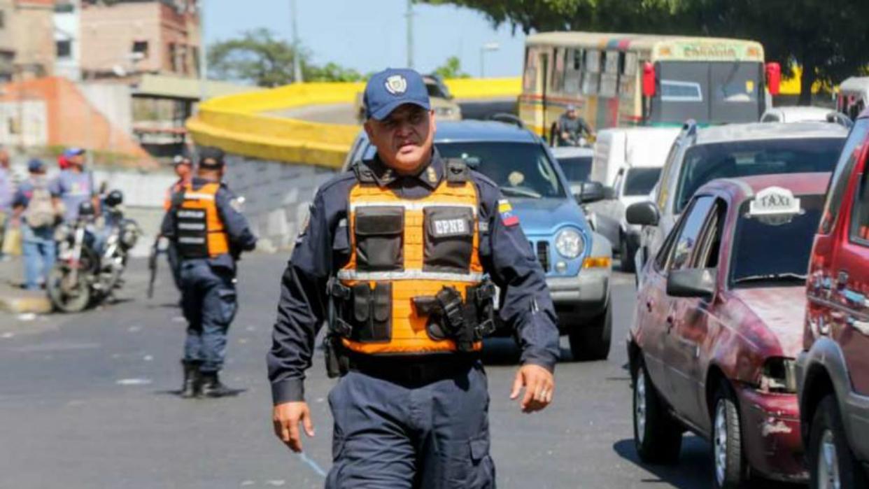 200 efectivos de seguridad desplegados en el terminal La Bandera