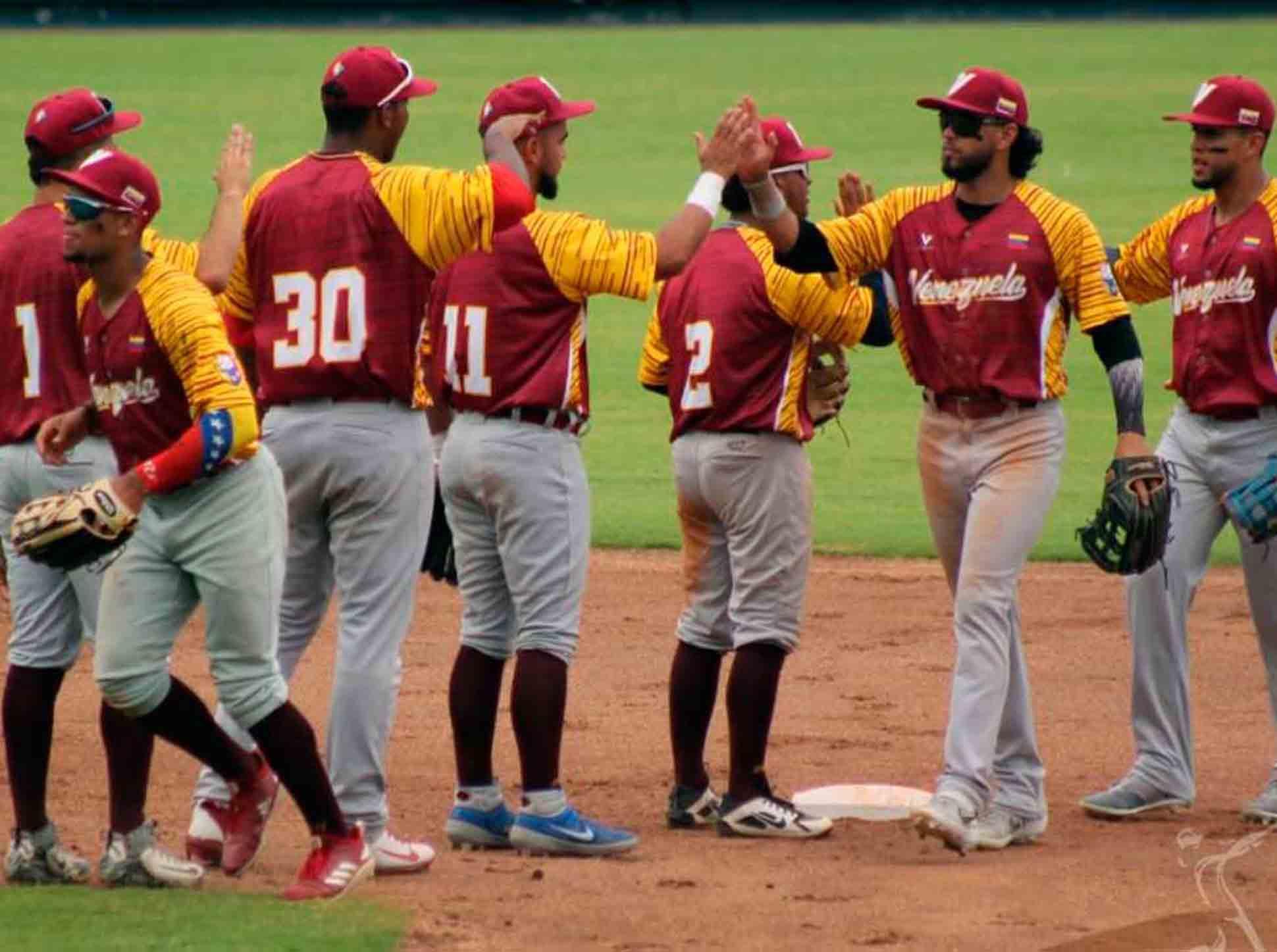 Venezuela se impone a Brasil en el segundo juego del Premundial Sub 23