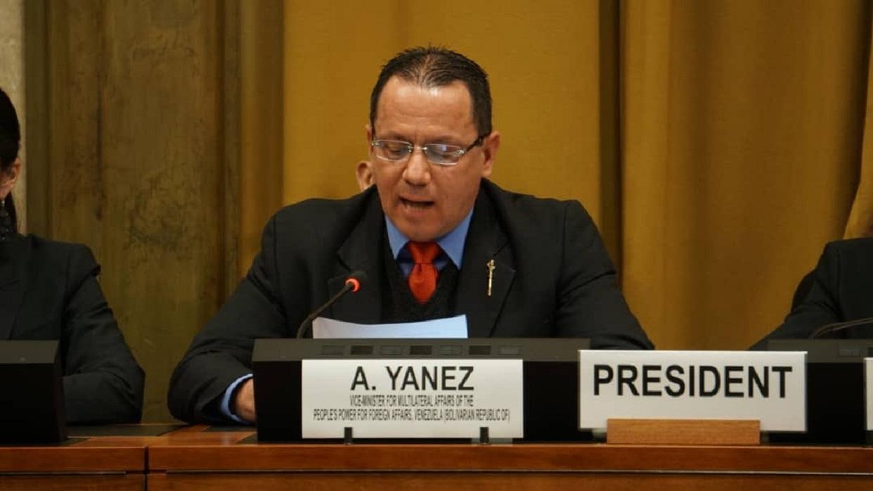 Venezuela aboga en la ONU por el desarme y uso pacífico de la energía nuclear