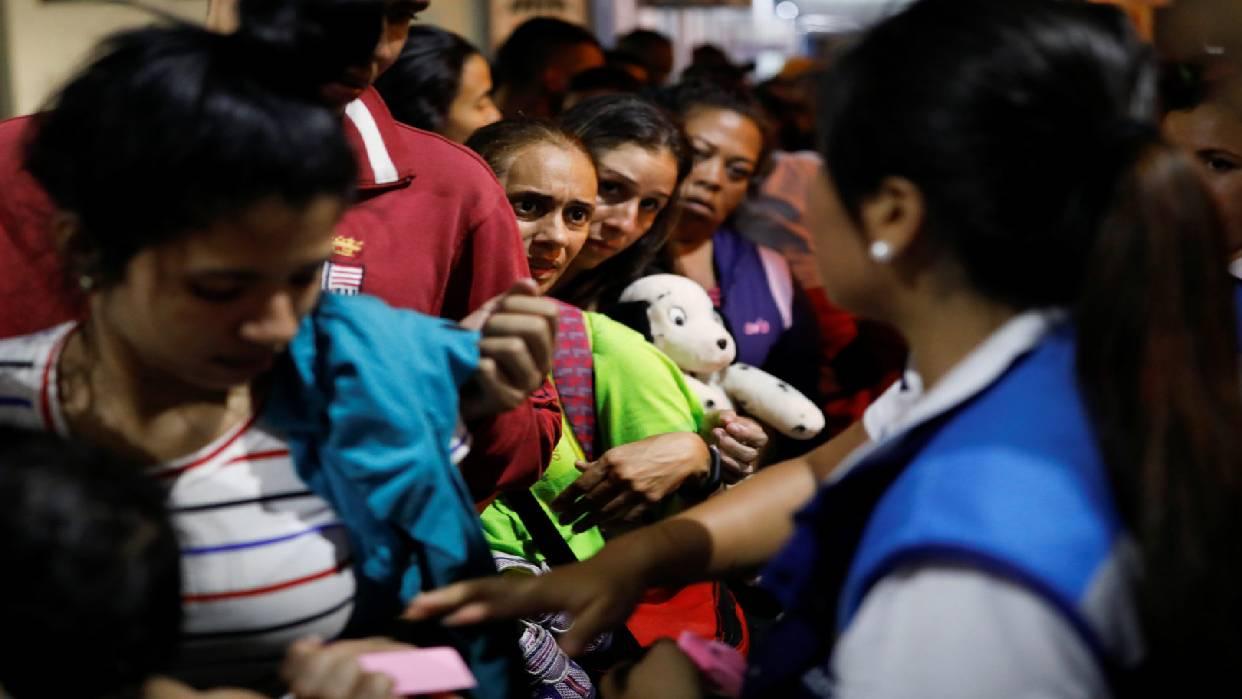 Se duplica la tasa de solicitudes de asilo de venezolanos en la UE