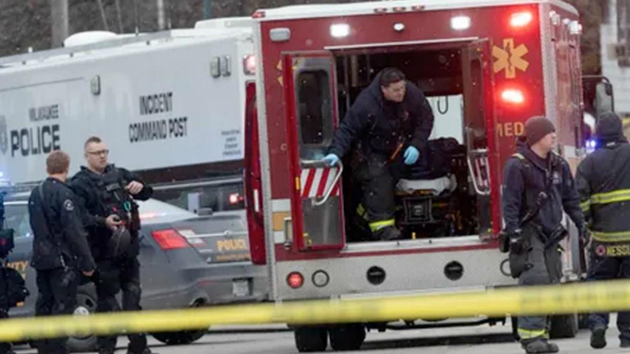 Tiroteo masivo en EEUU deja un saldo de cinco muertos en Milwaukee