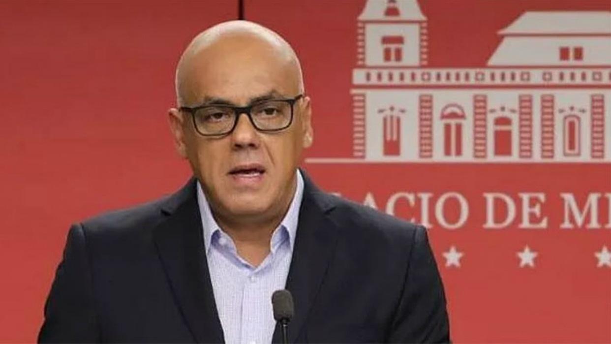 Jorge Rodríguez: Conformación del CNE es fruto del diálogo entre Gobierno y oposición