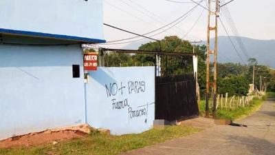 Al menos 10 muertos en una semana de guerra entre irregulares en Táchira