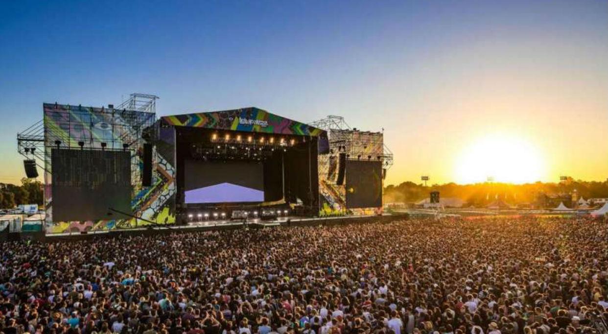 Lollapalooza Chile tiene su versión