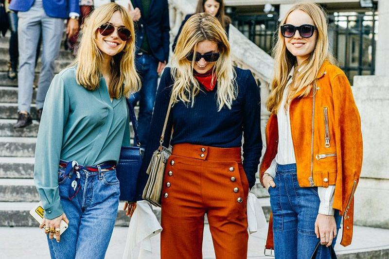 Vuelven los 70 a la moda femenina