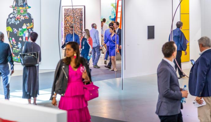 "Feria de arte contemporáneo ""Art Basel"" se posterga hasta septiembre"