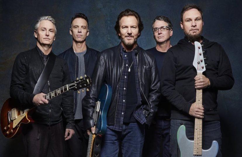 Pearl Jam estiliza el grunge con su nuevo disco