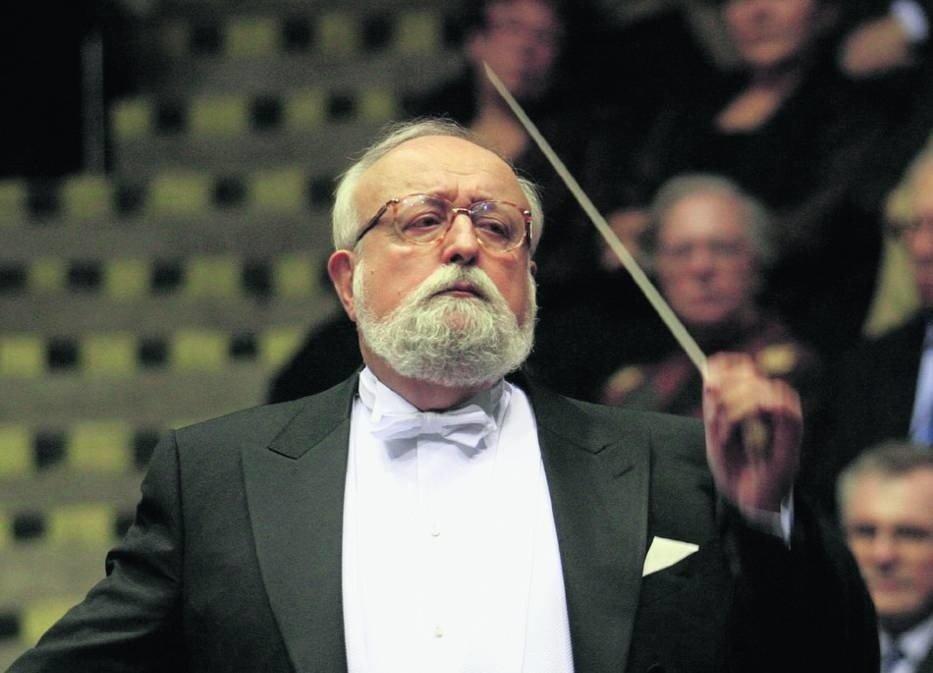 Aclamado compositor polaco Krzysztof Penderecki falleció a los 86 años