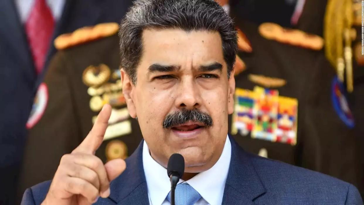 Maduro dice que acciones de la justicia americana en su contra crean tensiones en el continente