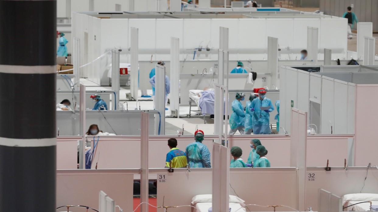 España descarta segunda ola del coronavirus pese a aumento de casos