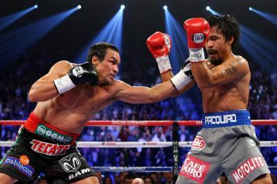 Juan Manuel Márquez y Bernard Hopkins deberán esperar para ingresar al Salón de La Fama del Boxeo