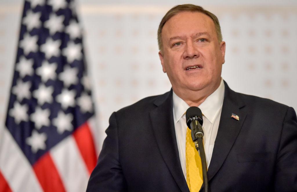 EEUU propone gobierno de transición en Venezuela para levantarle sanciones
