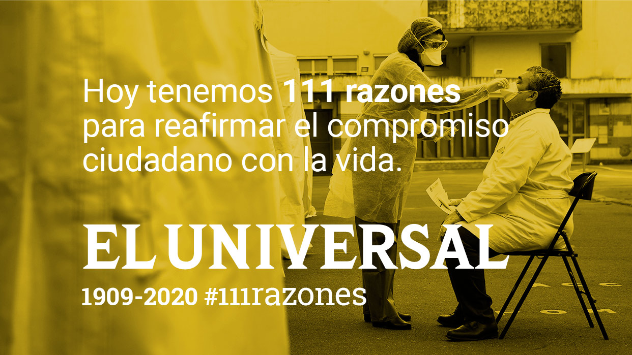 El Universal llega a 111 años afianzando su compromiso con la vida
