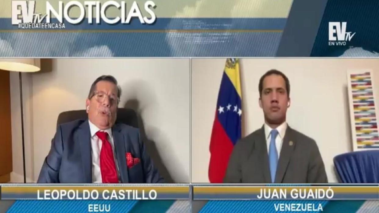 Guaidó: Hemos visto el respaldo de la comunidad internacional