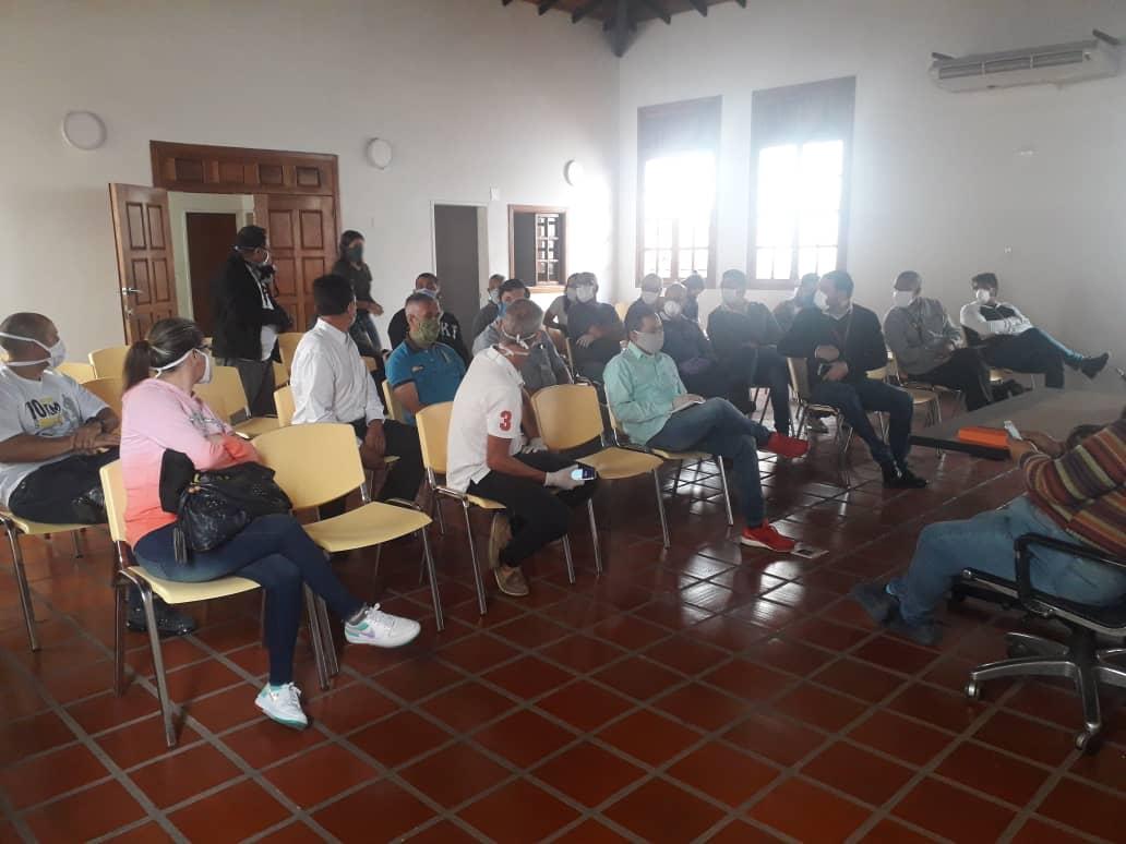 Alcaldía de Carrizal garantiza operatividad de empresarios locales