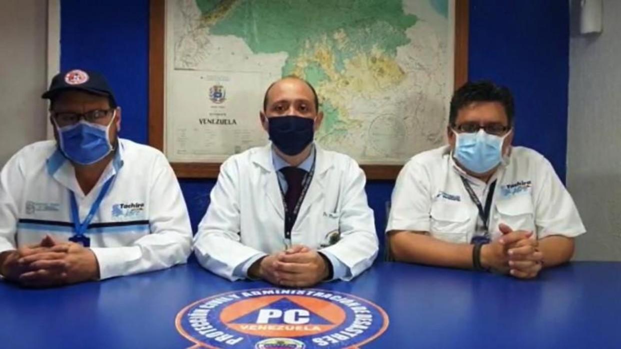 Táchira sin registro de pacientes para Covid- 19