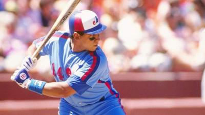 Andrés Galarraga es considerado el mejor inicialista en la historia de los Expos-Nacionales