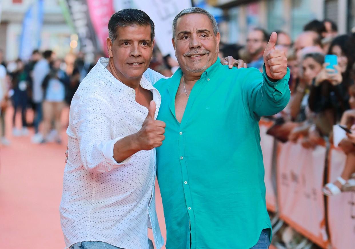Juan Salazar (Los Chunguitos), ingresado en el hospital pero