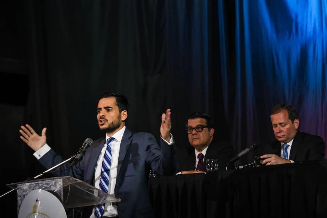 Operación antinarcótica de EEUU permitirá encaminar a Venezuela a la transición democrática