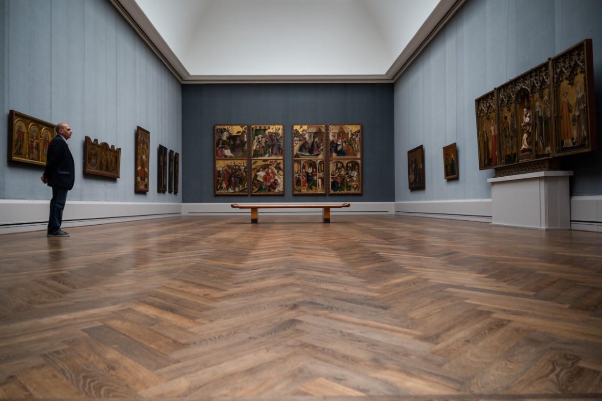 Museos estatales de Berlín calculan grandes pérdidas mensuales