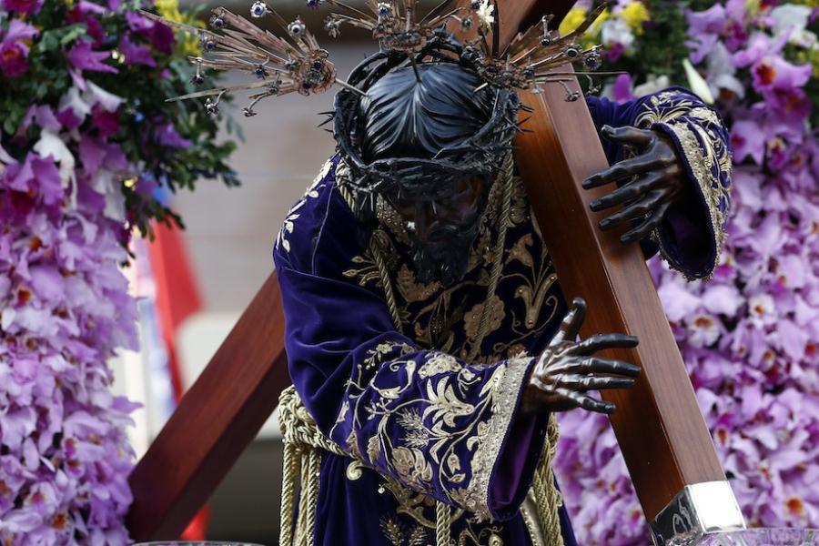 La Santa Misa del Nazareno de San Pablo se transmitirá por televisión