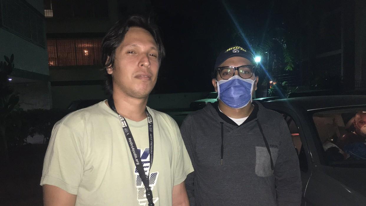 Coordinador de la ONG Redes Ayuda es liberado
