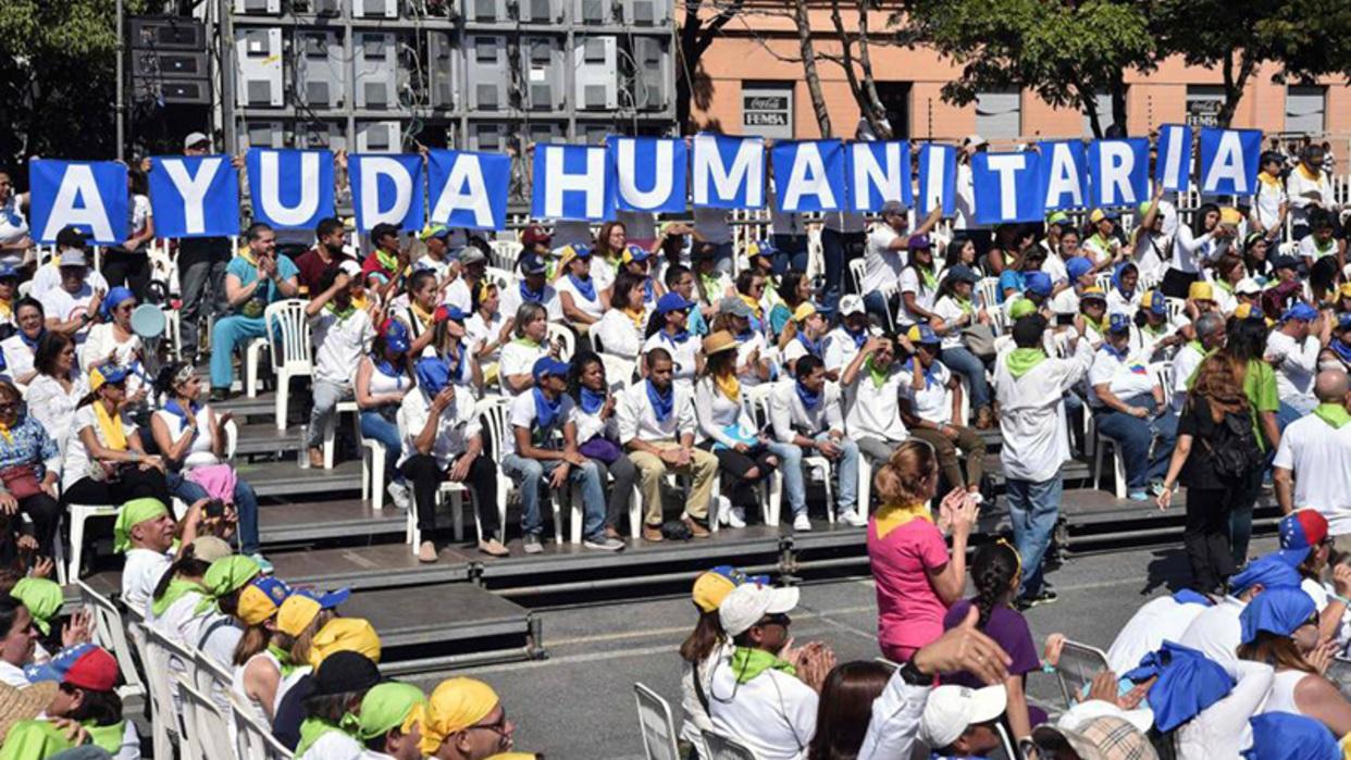 Miguel Pizarro y Julio Castro piden no politizar ayuda humanitaria recibida este miércoles