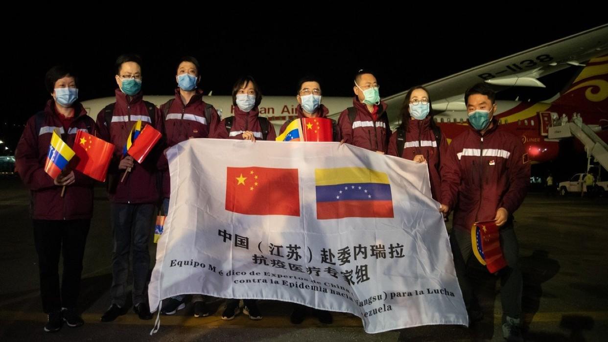 Expertos chinos compartieron estrategias de atención en casos de Covid-19 en Caracas