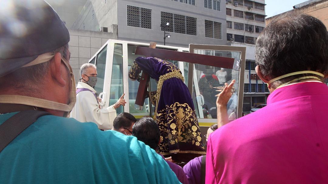 Fotogalería de la procesión del Nazareno