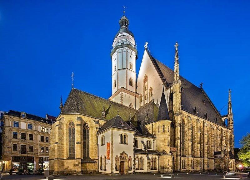 Transmitirán online concierto de Bach desde iglesia de Leipzig