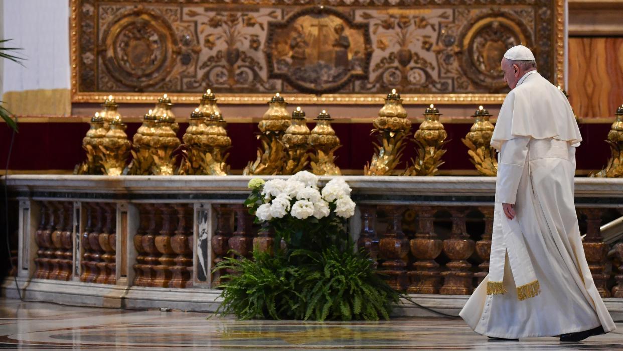 VatiVision, una plataforma bendecida por el Vaticano e inspirada en Netflix