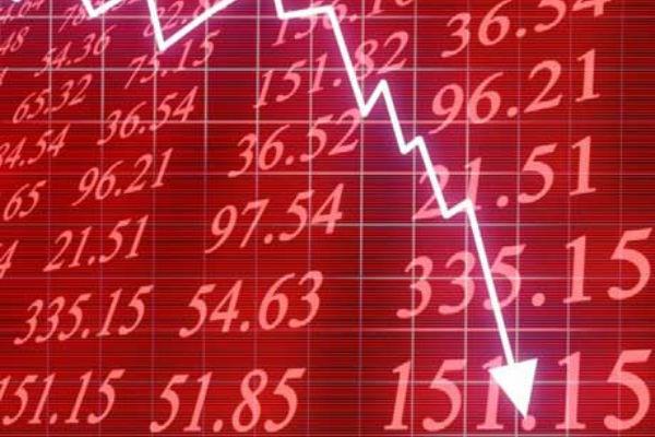 Los números rojos predominaron este lunes en los mercados bursátiles