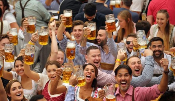 Se cancela el Oktoberfest debido a la pandemia