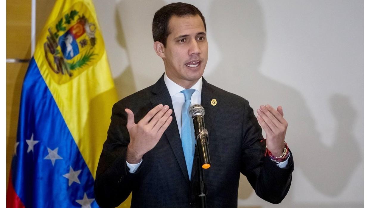 Guaidó: El sueldo mínimo del venezolano no alcanza para llenar un tanque de gasolina