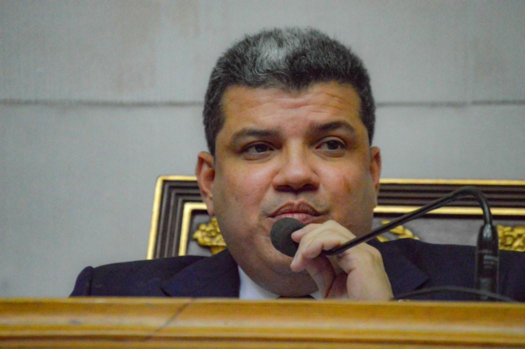 Luis Parra pide se convoque nueva sesión del Consejo de Estado