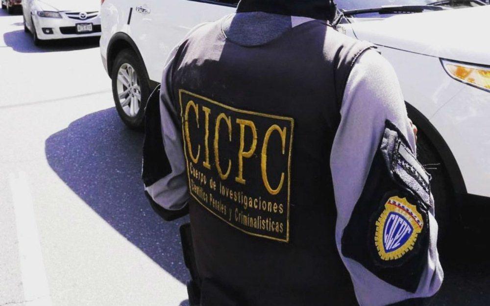 Funcionarios del Cicpc detuvieron a un GNB por venta ilegal  de gasolina en Caracas